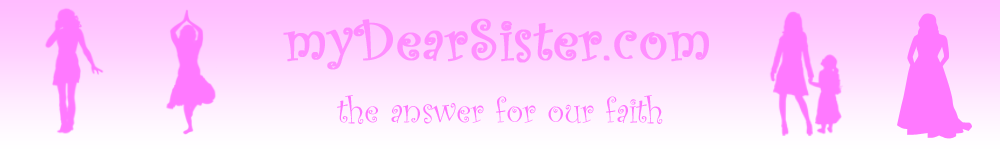 myDearSister